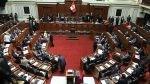 El Congreso debatirá propuesta de eliminar aporte forzoso a AFP - Noticias de comisión afp