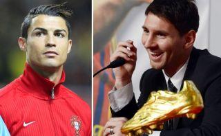 "Messi elogió a Cristiano Ronaldo: ""Está jugando a un nivel maravilloso"""