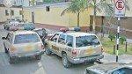 Google Street View muestra al mundo las inconductas de los limeños - Noticias de juan leon almenara