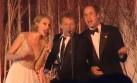 Príncipe William sorprendió al subirse a un escenario para cantar con Bon Jovi [VIDEO]