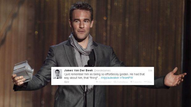 Paul Walker: las estrellas de Hollywood lamentaron su trágica muerte [FOTOS]
