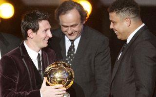 """El favorito de Ronaldo: """"Messi ganará el Balón de Oro"""""""