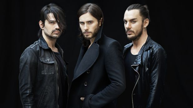 30 Seconds to Mars se presentará en Lima en mayo del 2014 [VIDEO]