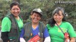 Mujeres de El Agustino impresionaron a Ban Ki-moon con proyecto de forestación - Noticias de emma fernandez