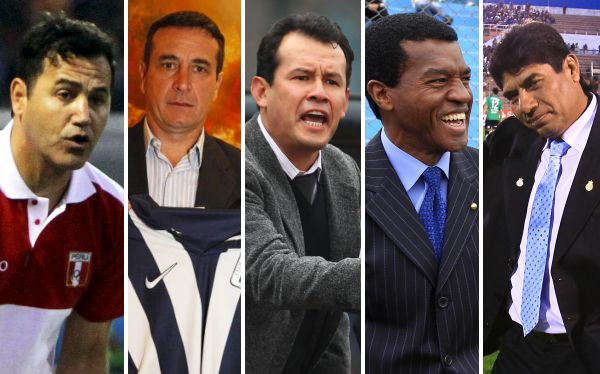 Descentralizado 2014: estos son los técnicos del próximo campeonato
