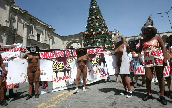 prostitutas follando en un club prostitución voluntaria