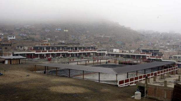 El colegio público de Lima con mejor rendimiento está en Jicamarca