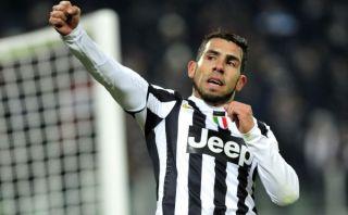 Carlos Tévez anotó un 'hat trick' en goleada de Juventus 4-0 ante Sassuolo [VIDEO]