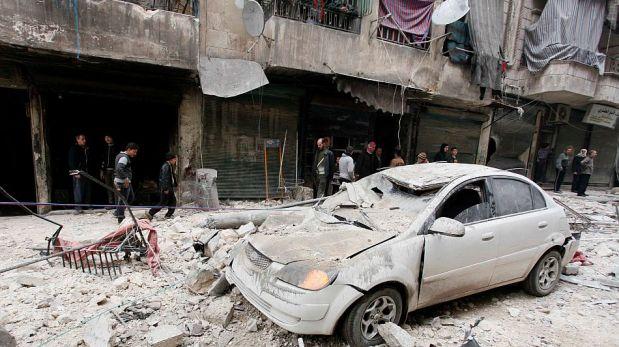 Baños Para Ninos Rebeldes:Violencia en Siria: rebeldes viven las últimas semanas del año entre