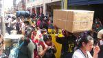 Mesa Redonda: unas 24 galerías en funcionamiento son trampas mortales - Noticias de alvaro anicama