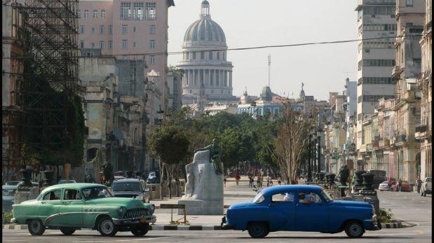 Los autos clásicos que transitan desde hace 50 años por las calles de La Habana [FOTOS]