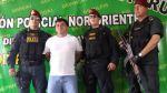 """Chiclayo: otro criminal de """"La Gran Familia"""" fue capturado por la Policía - Noticias de charles orlando bravo palomino"""