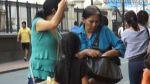 No existe un diagnóstico actualizado sobre los niños que trabajan en las calles - Noticias de jorge piana