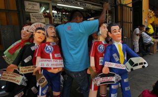 Independencia: municipalidad multará con S/.450 la quema de muñecos durante Navidad y Año Nuevo