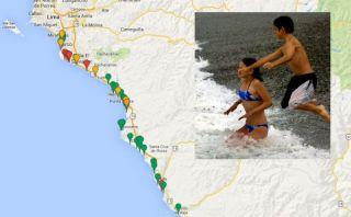 Verano 2014: hay cuatro playas que no son saludables entre Lima y Callao