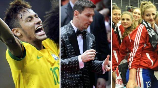 Neymar, memes y más: las galerías deportivas más vistas en elcomercio.pe el 2013