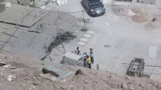 Una persona murió y otra quedó grave en volcadura de un carro en La Molina