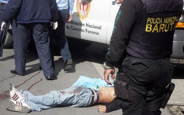 Venezuela: en 2013 se registraron más de 24 mil asesinatos