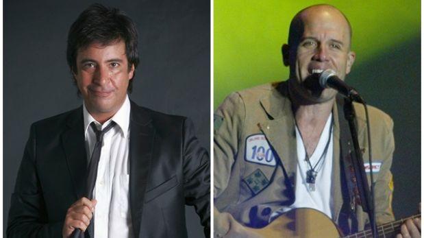 """Carlos Carlín a Gian Marco: """"Mi querido pelón eres recontra picón"""""""