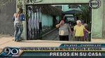 Chorrillos: familia no puede salir de su casa por vereda construida por municipio - Noticias de mifflin paez