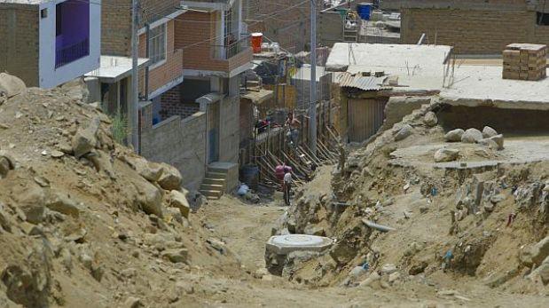 Deslizamientos destruyeron 23 casas en dos distritos del Cusco