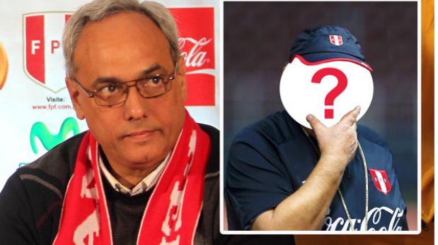 """Burga: """"Antes del 5 de marzo la selección tendrá nuevo entrenador"""""""