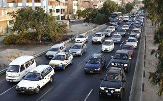 Tráfico en la Panamericana Sur: Plan Verano 2014 no será modificado