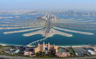 Dubái: Cientos se quedaron sin fiesta de Año Nuevo en hotel de 7 estrellas