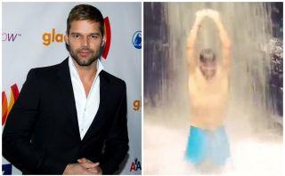 Ricky Martin volvió a su país tras ruptura con su pareja Carlos González Arbella [VIDEO]