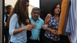 Trujillo: esposa del policía que salvó la vida de Óscar Acuña pide apoyo - Noticias de luis puell