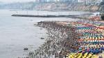 Playas de Barranco y Chorrillos fueron las más visitadas el primer domingo del año - Noticias de fernando gonzalez olaechea