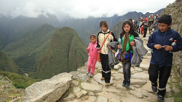 Ingreso a Machu Picchu será cambiado a partir del 2015