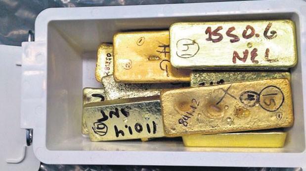 Aduanas incautó media tonelada de oro ilegal por US$18 millones