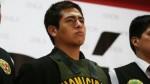 Caso Marco Arenas: parricida acude a primera audiencia judicial - Noticias de policia marco gabriel arenas castillo