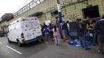 Suicidio en penal de Chorrillos: española se ahorcó con chalina - Noticias de tania rodriguez abrante