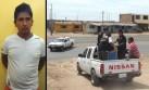 Cayó otro implicado en asalto a hermano del alcalde Acuña