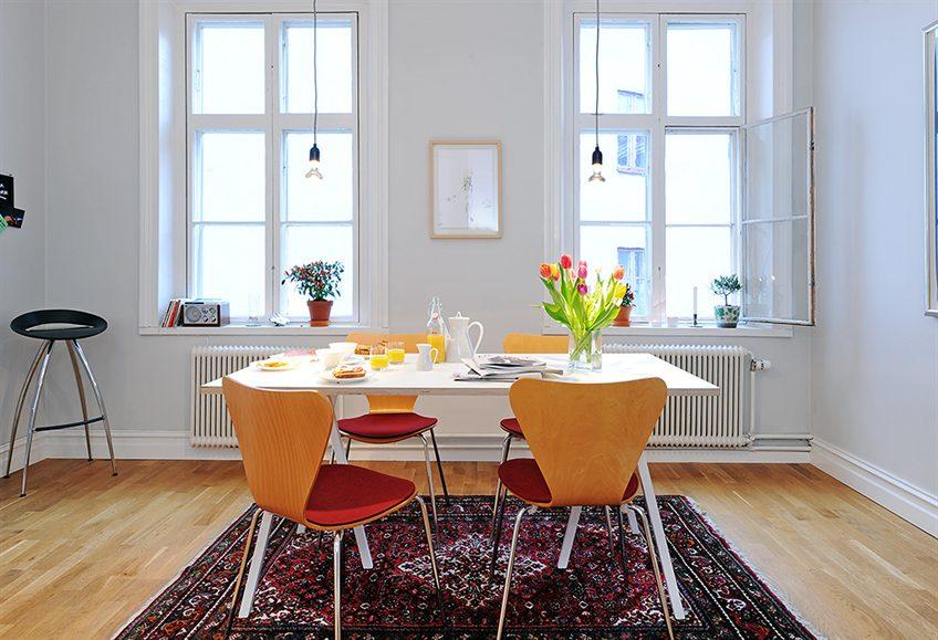 Crea el comedor de diario perfecto decoraci n casa y for Comedor de diario sodimac