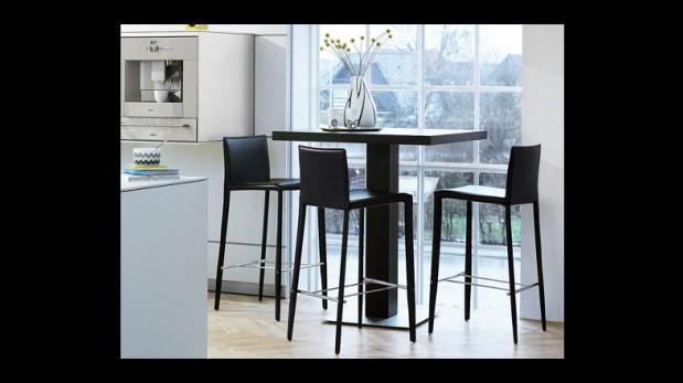 Crea el comedor de diario perfecto decoraci n casa y for Sillas altas para comedor
