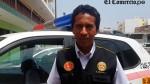 Edu Nevado, el mejor policía de Miraflores - Noticias de luis mannarelli rachitoff