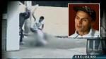 Joven agredido salvajemente por delincuentes salió del coma - Noticias de frank huaman rojas