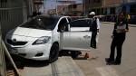 Dos obreros de construcción civil fueron atacados a balazos - Noticias de julio cesar soberon mesones