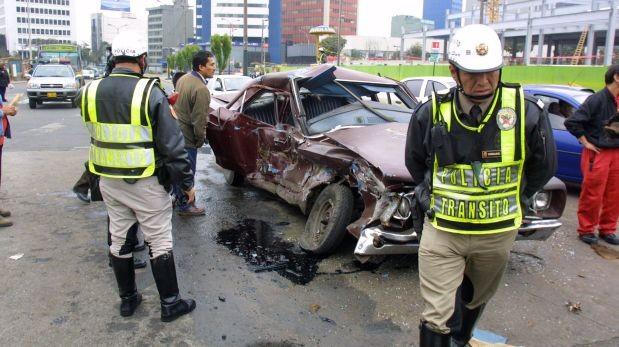 Polic As Murieron A Bordo De Una Moto En Tacna Imagen Referencial