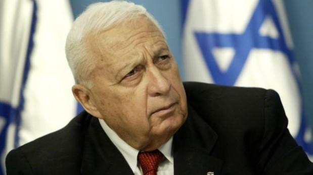 El ex primer ministro israelí quería fijar las fronteras de Israel. (FOTO AP)