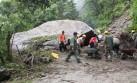 Vía hacia Machu Picchu será restablecida totalmente mañana
