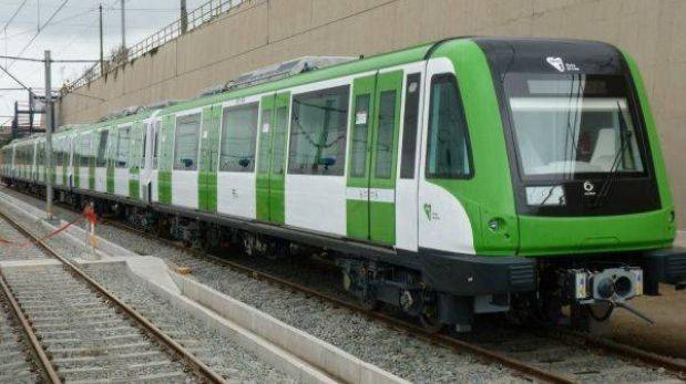 Las pruebas de operación en el tramo 2 de la Línea 1 del Metro durarán un mes (Foto: Archivo El Comercio)