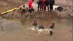 Adolescente se ahoga en el río Mantaro por salvar a su hermano - Noticias de daniel aliaga huacachi