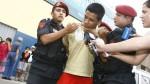 La Policía detuvo a dos presuntos sicarios por crimen en SJL - Noticias de rosa aurora teran mercado
