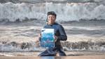 El artista piurano que pinta sus óleos desde el fondo del mar - Noticias de jacques cousteau