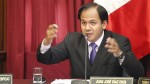 Díaz Dios: Humala atacó a todas las bancadas de la comisión - Noticias de poder legislativo