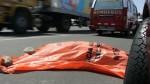 Coaster mató a niño por hacer carrera para ganar pasajeros - Noticias de luis banchero rossi